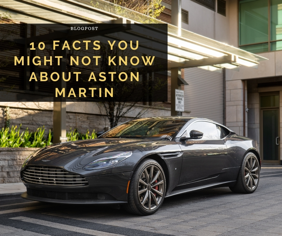 10 Facts You Might Not Know About Aston Martin Dorsia Finance